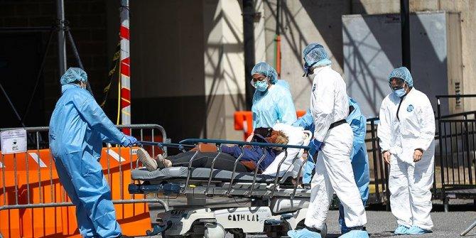 CDC'den ürküten iddia. Üç haftada 90 bin kişi korona virüsten ölebilir