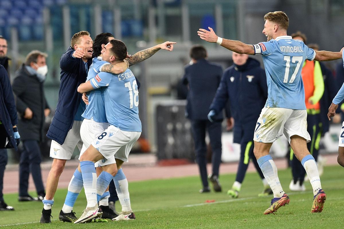 Derbide  Lazio ezeli rakibini 3'ledi