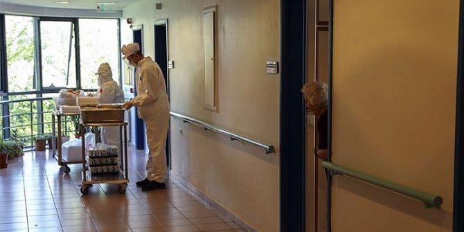 Huzurevinde 13 kişi korona virüsten öldü