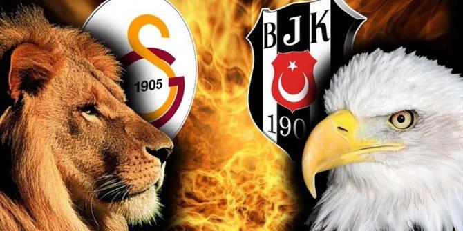 Beşiktaş ezeli rakibi Galatasaray'ı bekliyor