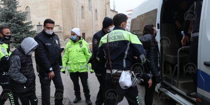550 polisle suç örgütüne büyük operasyon