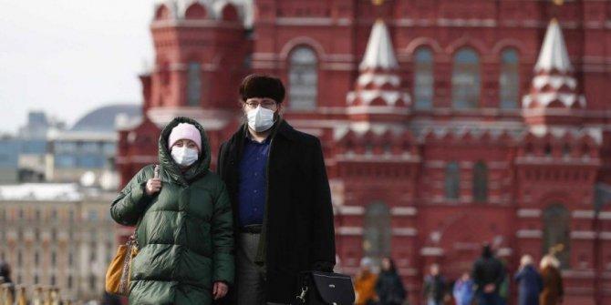 Rusya'da 2021'in en yüksek ölüm sayısı