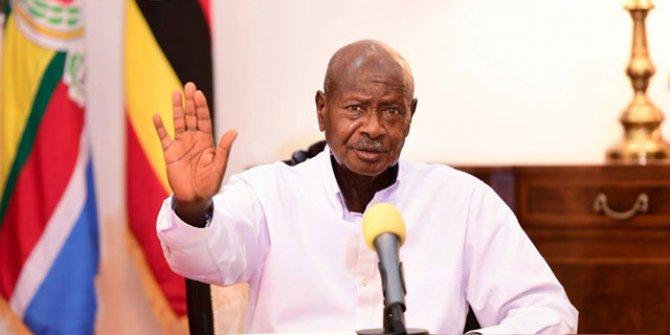 Uganda seçimlerini yine Museveni kazandı