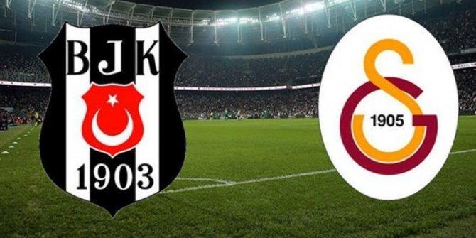 Beşiktaş Galatasaray derbisi ne zaman, saat kaçta, hangi kanalda?