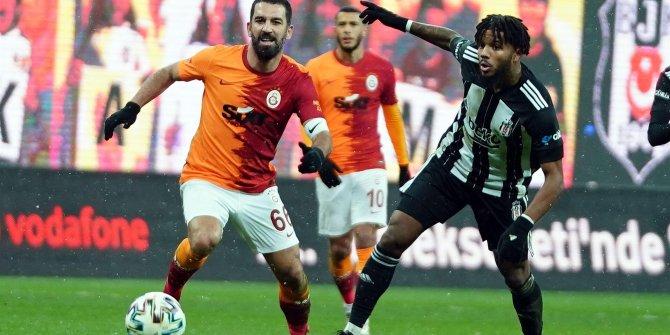 Galatasaray'da Arda Turan'dan Beşiktaş derbisi yorumu!