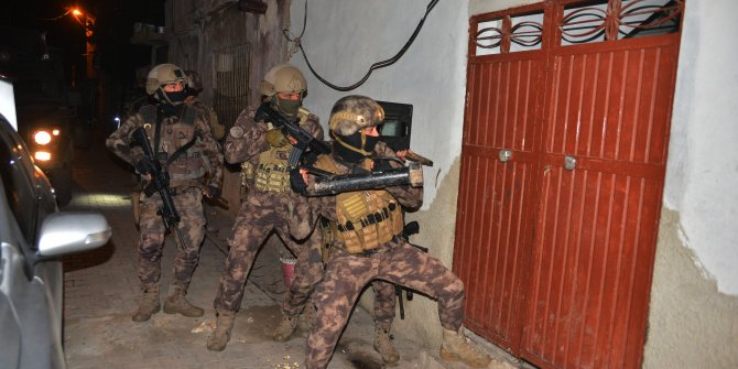 Adana'da büyük suç örgütüne yapılan operasyonda flaş gelişme