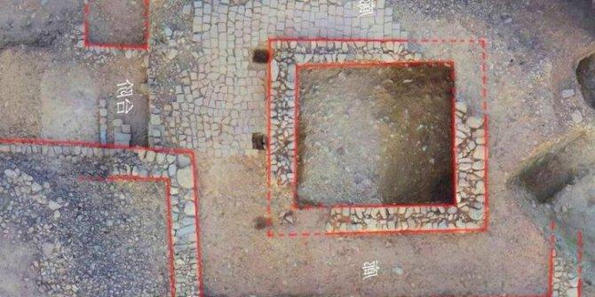 Çin'de Budist tapınağı kalıntıları bulundu