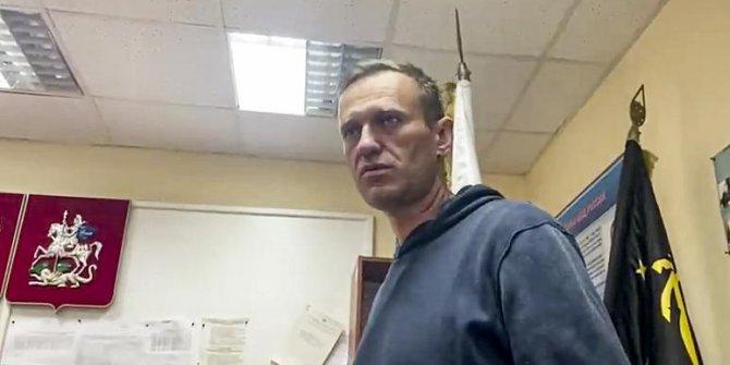 Rusya'da Navalny için flaş karar
