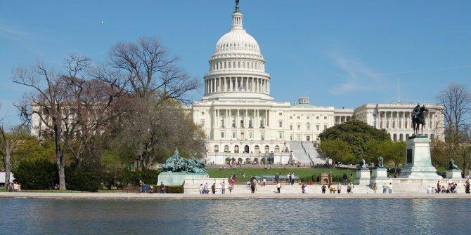 Flaş... ABD kongre binası kapatıldı