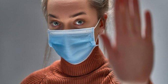 Korona virüsü atlattım diye kimse sevinmesin. Büyük bir çoğunluğunda görülüyor