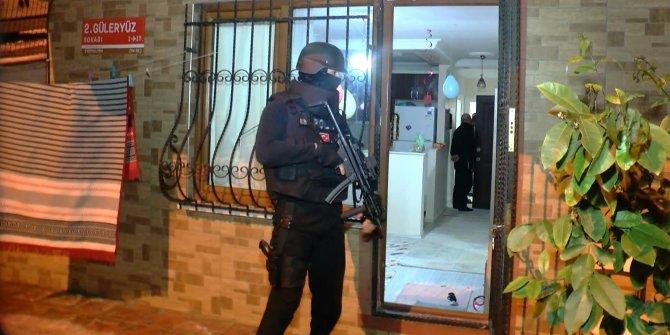 Göz açtırmadılar. İstanbul'da operasyon