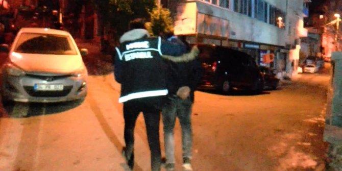 İstanbul'da sabaha karşı  zehir tacirlerine  narkotik operasyonu