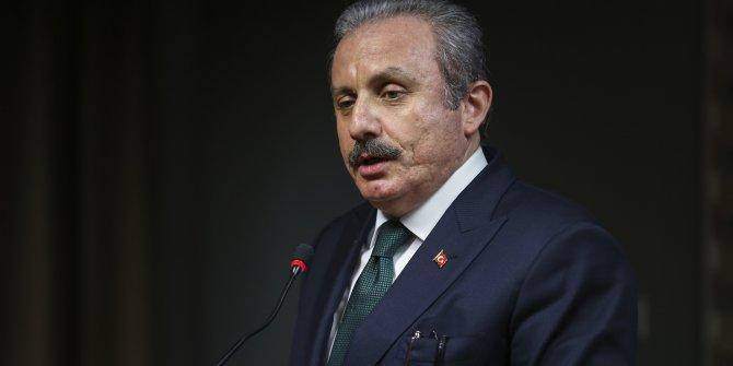 Meclis Başkanı Mustafa Şentop'tan itiraf gibi Erdoğan açıklaması