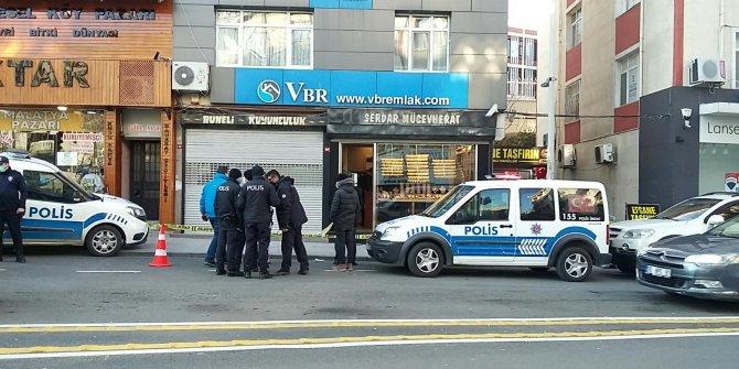 Silivri'de silahlı soygun girişimi