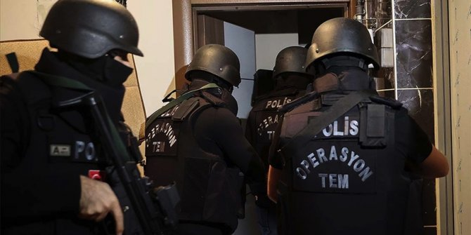 Gaziantep merkezli 15 ilde eş zamanlı IŞİD operasyonu. Çok sayıda gözaltı kararı