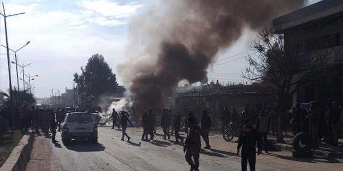 İçişleri Bakanlığı Resulayn'daki terör saldırısının failleri yakalandığını açıkladı