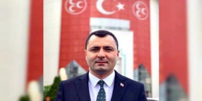 Ülkü Ocakları Genel Başkan Yardımcısı Ömer Şanlı, Özdağ'a saldırı soruşturmasını yürüten savcı Alpaslan Tufan'ı hedef aldı