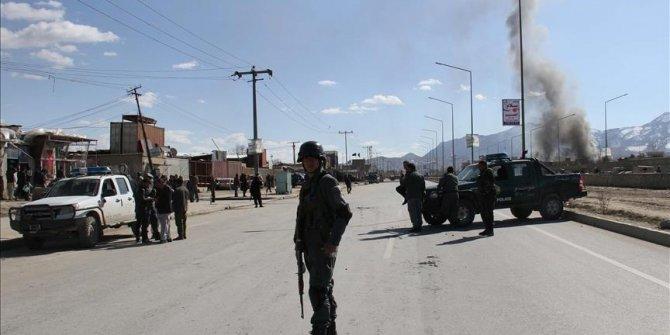 Afganistan'da Taliban saldırısı. 4 güvenlik görevlisi öldü