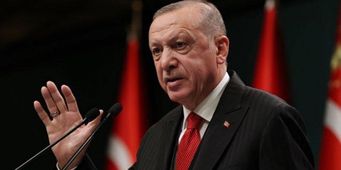 Erdoğan: Cumhuriyet tarihinin yapılanları 5'e 10'a katladık