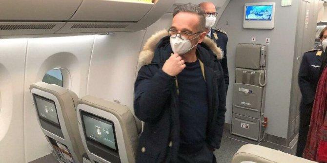 Almanya'da devletin zirvesi yeni uçağına kavuştu : Sırayla binecekler