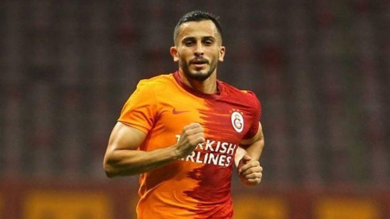 Galatasaraylı  Omar Elabdellaoui' den sevindiren haber