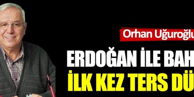 Erdoğan ile Bahçeli ilk kez ters düştü