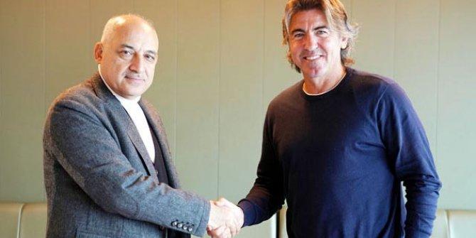 Gaziantep FK teknik direktör RicardoSaPinto'yu resmen duyurdu