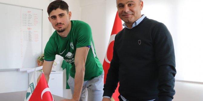 Muğlaspor savunmasına Fenerbahçe'den takviye