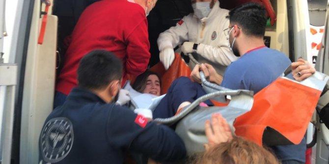 Tıp merkezinde hemşireyi rehin alan kişinin cezası belli oldu