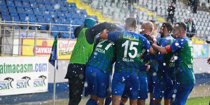 Milan Skoda duble yaptı, Rizespor 4 maç sonra kazandı