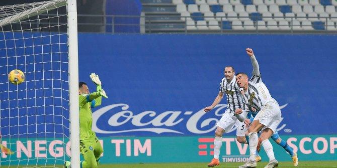 İtalya'da Süper Kupa'nın sahibi Merihli Juventus oldu