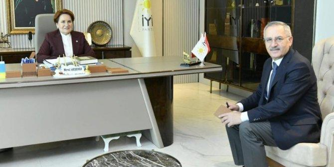İYİ Parti lideri Meral Akşener Saygı Öztürk'e konuştu: Seçim barajını konuşan iktidar yolcu demektir