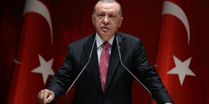 Erdoğan AKP İl Başkanları Toplantısında konuştu