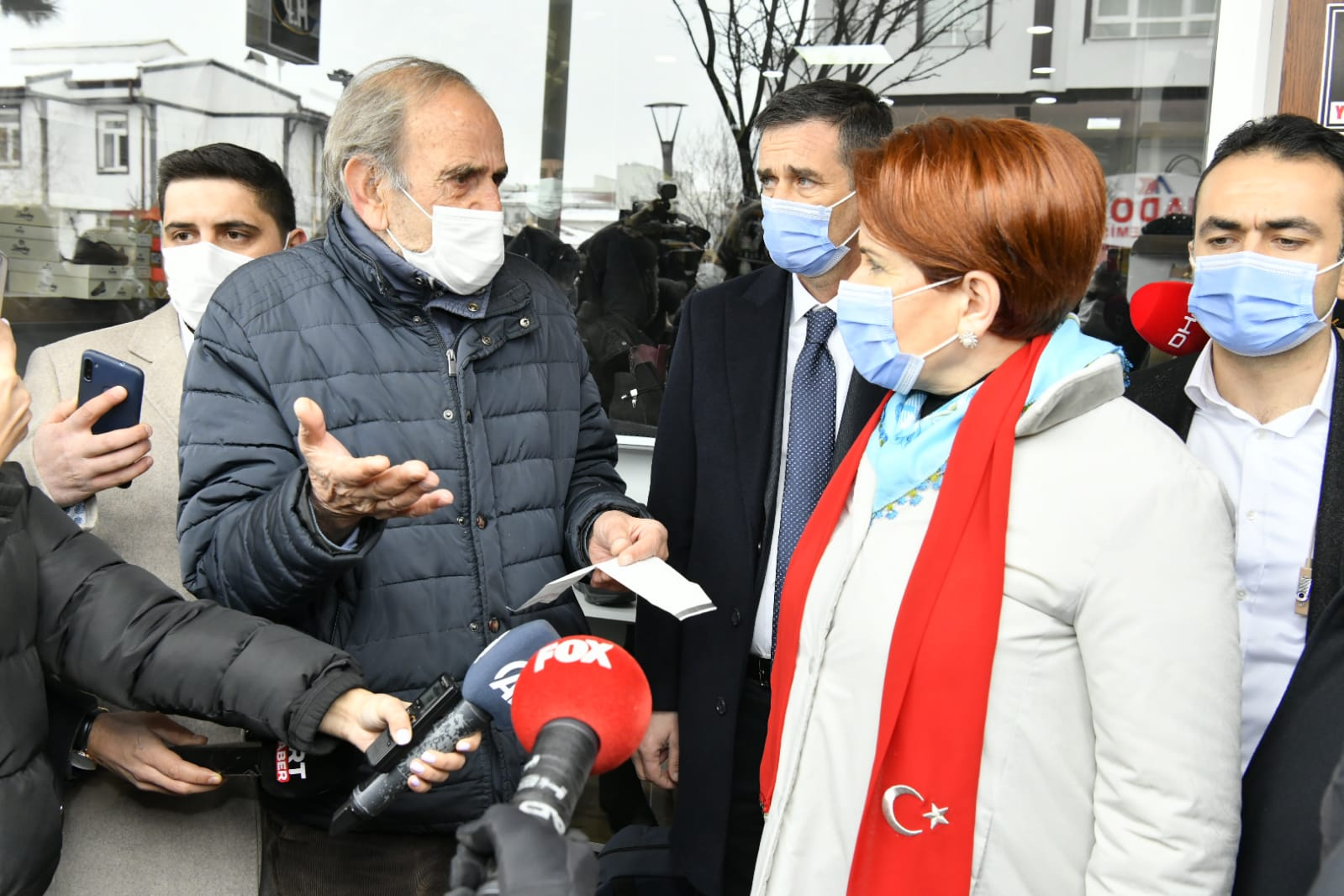 Vatandaşın içler acısı durumunu Akşener'in gezisi ortaya çıkardı!