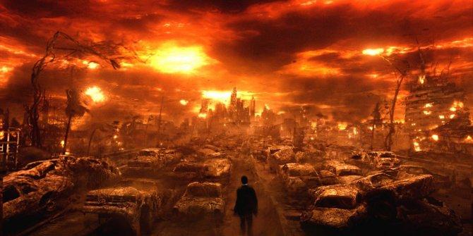 Dünya'ya hayat veriyor ama bir balon gibi şişerek Dünya'nın sonunu getirecek. Geriye sadece o kalacak