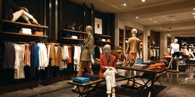 İngiltere'de hazır giyim sektöründe sert düşüş