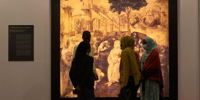 Da Vinci'nin başyapıtları 'Mona Lisa' ve 'Son akşam yemeği' Senegal'de