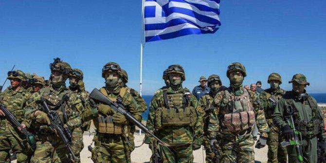 Yunanistan'dan kritik askeri adım. Zorunlu askerlik süresini uzattılar!