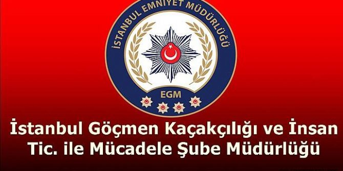 Ankara'da 36 kaçak göçmen yakalandı