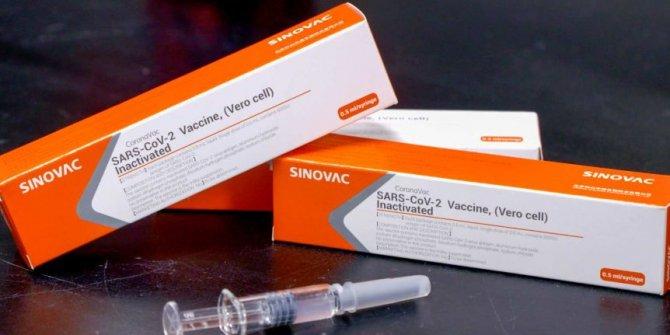 Türkiye'den KKTC'ye 20 bin Sinovac aşısı daha
