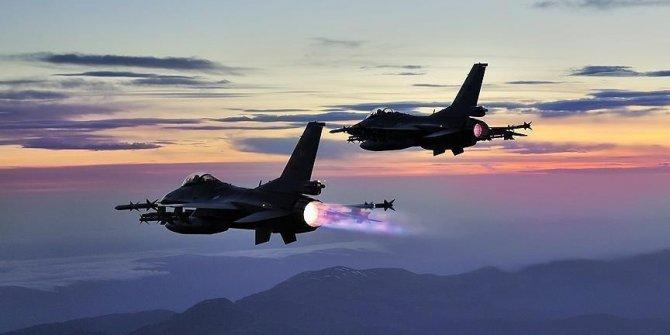 MSB duyurdu. 3 PKK'lı hava harekatıyla öldürüldü