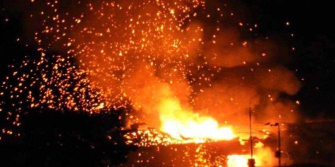 Rusya'da şiddetli patlama. Ölü ve yaralılar var
