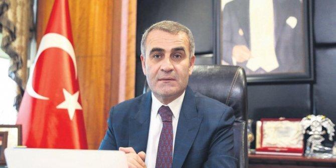 İrfan Fidan resmen Anayasa Mahkemesi üyeliğine seçildi