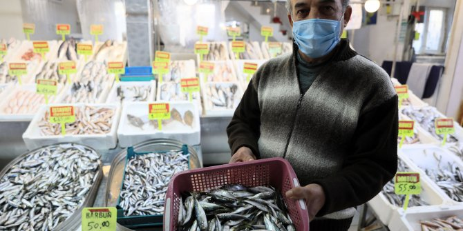 Fiyatı cep yakıyor ucuz balık hayal oldu