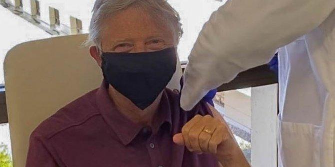 Bill Gates korona virüs aşısı oldu