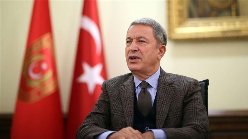 Milli Savunma Bakanı Hulusi Akar, Hava ve Füze savunma sistemi yapacağız