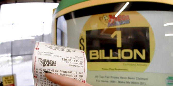 ABD'de 1 milyar dolarlık ikramiye tek kişiye çıktı