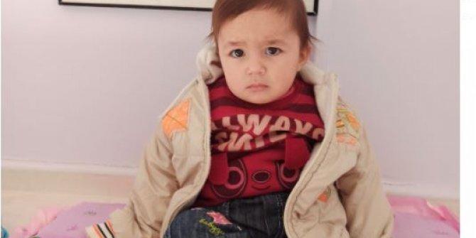 Küçük Meral Akşener 1 yaşında
