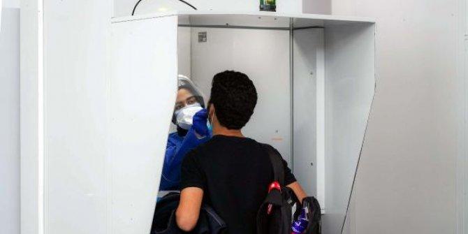 İstanbul Havalimanı'nda antikor test uygulaması başlandı