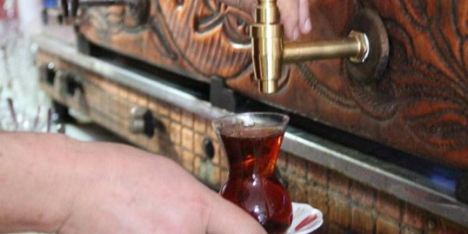Türk çayının en çok tüketildiği yer şaşırttı
